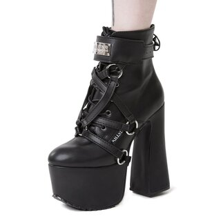Killstar Shoe Harness - Diablo
