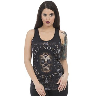 Jawbreaker Laceback Tank Top - The Dark Seer