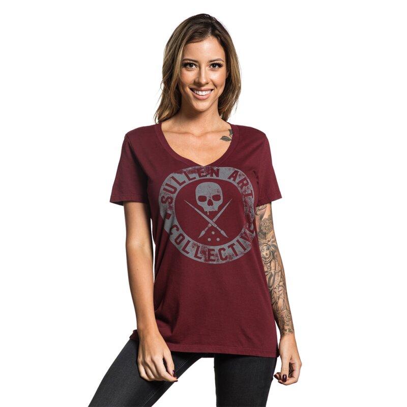 Airbourne Cracked Logo T-Shirt schwarz