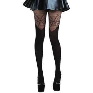 Pamela Mann Tights - Cobweb Over The Knee