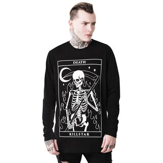 Killstar Longsleeve T-Shirt - Thirteen