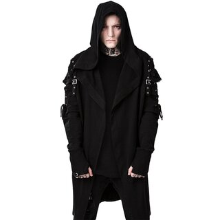 Killstar Hooded Jacket - Necromancer Hoodie