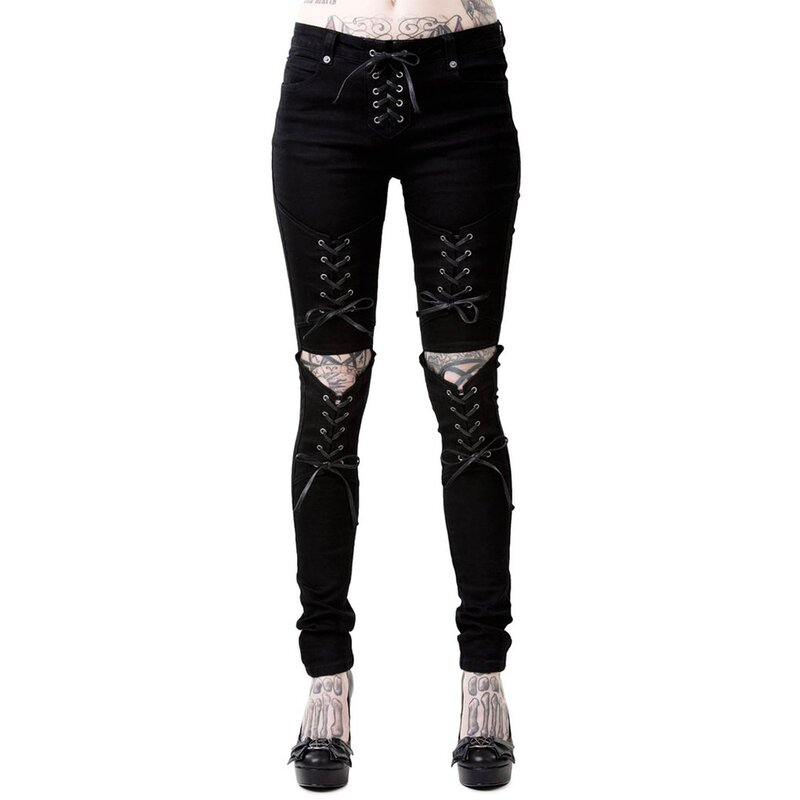 Killstar Skinny Jeans Hose Phased Out 5990