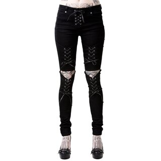 Killstar Skinny Jeans Trousers - Phased Out