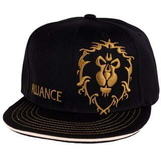 World of Warcraft Snapback Cap - Alliance Logo