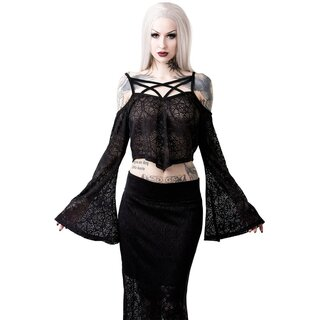 Killstar Crop Top - Hadara Spell