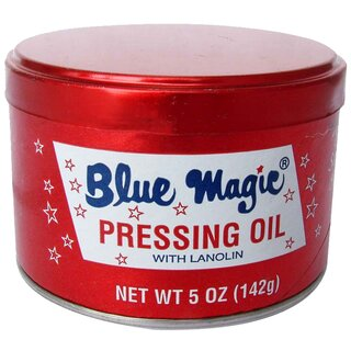 Blue Magic Extra Leichte Pomade - Pressing Oil