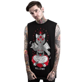 Killstar Unisex Tank Top - Pussygod