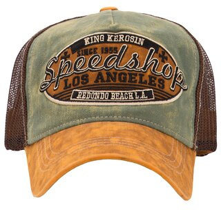 King Kerosin Trucker Cap - Speedshop