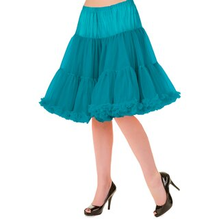 Dancing Days Petticoat - Walkabout Turquoise