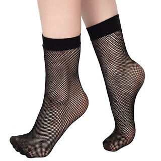 Killstar Fishnet Socks - Courtney