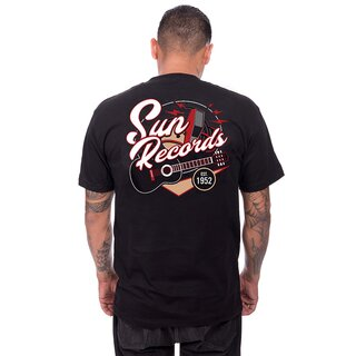 Sun Records by Steady Clothing T-Shirt - Sun Hop