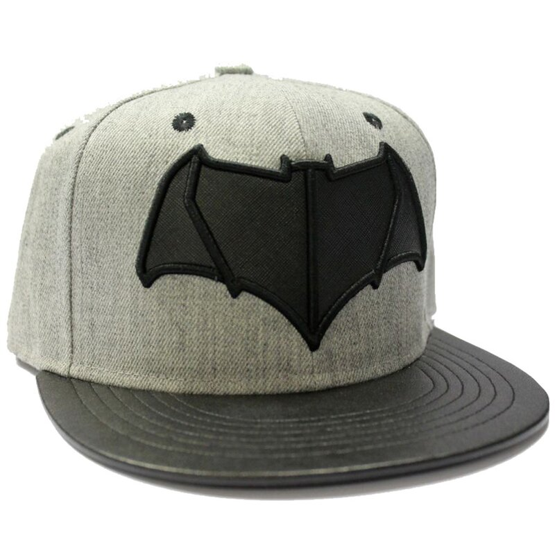 official photos cd453 a3170 Batman Vs. Superman Snapback Cap - Bat Logo