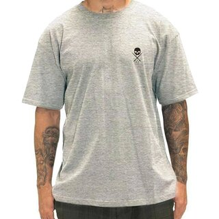 Sullen Clothing T-Shirt - Standard Issue Grau