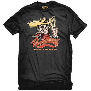 Steady Clothing T-Shirt - Howdy Black