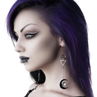 Killstar Earrings - Elemental