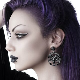 Killstar Earrings - Templar