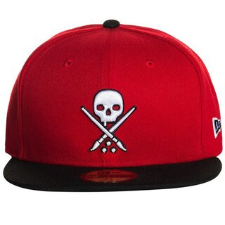 Sullen Clothing New Era Fitted Cap - Eternal Rot 7 1/2