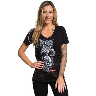 Sullen Clothing Damen T-Shirt - Hour Glass
