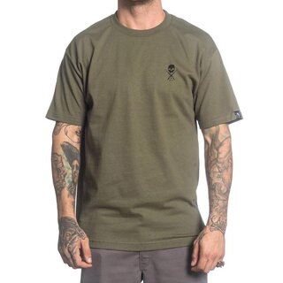 Sullen Clothing T-Shirt - Standard Issue Oliv