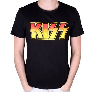 Kiss T-Shirt - Colour Logo