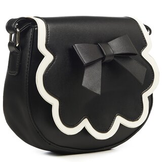 Dancing Days Handbag - Rocco Black