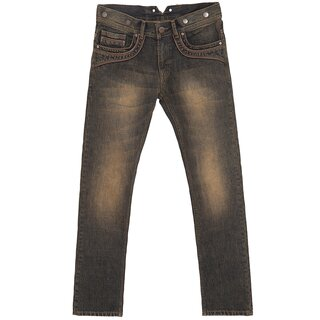 King Kerosin Jeans Trousers - Robin Western