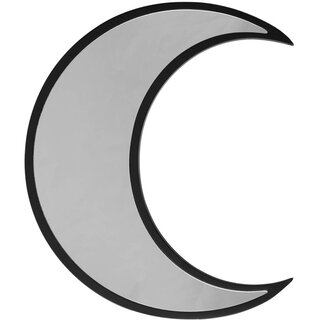 Killstar Wall Mirror - Crescent Moon
