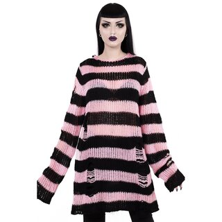 Killstar Knitted Sweater - Courtney