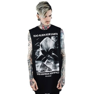 Killstar Unisex Tank Top - Dont Belong