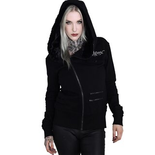 Hyraw Ladies Hoodie - Back2Black