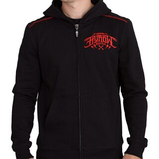 Hyraw Hoodie - Death Dealer Red