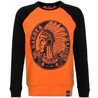 King Kerosin Raglan Sweatshirt - So. Dakota
