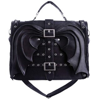 Restyle Shoulder Bag - Bat Wings