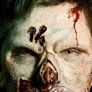 Exit Skin Latex Wound - Zombie Forehead Harry