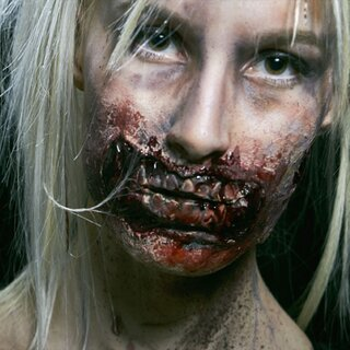 Exit Skin Latex Wound - Zombie Mouth Angelina