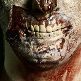Exit Skin Latex Wound - Zombie Mouth Harvey