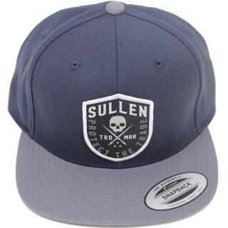 Sullen Clothing Snapback Cap - Crew Dunkelblau 7366e93ac3