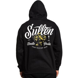 Sullen Clothing Hoodie - Pain And Gain