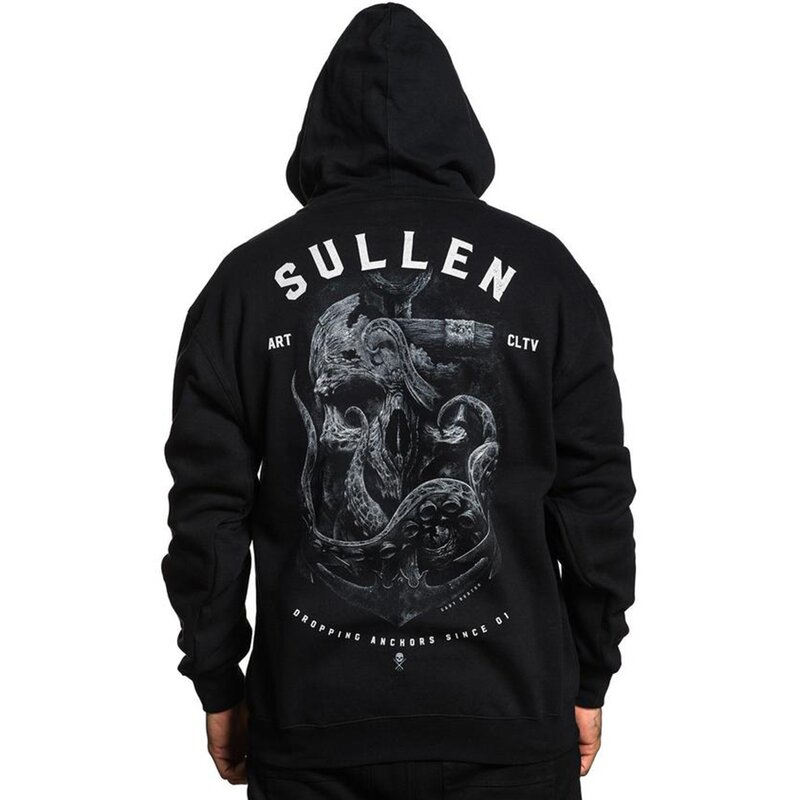 Sullen Clothing Kapuzenjacke - Dropping Anchors