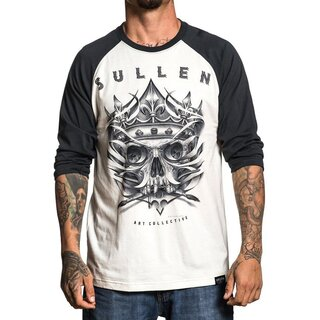 Sullen Clothing 3/4-Arm Raglan Shirt - Evil Kolors