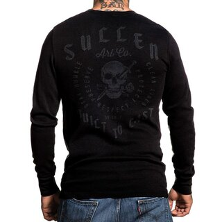 Sullen Clothing Thermal Shirt - Preserve