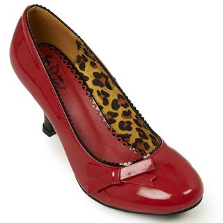 Banned Retro Pumps - Dragonfly Red