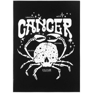 Killstar Birthday Card - Cancer