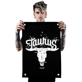 Killstar Mini Tapestry - Taurus