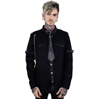 Killstar Gothic Shirt - Lux Black