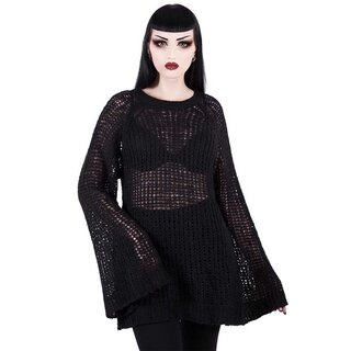 Killstar Strickpullover / Minikleid - Audreys Evil