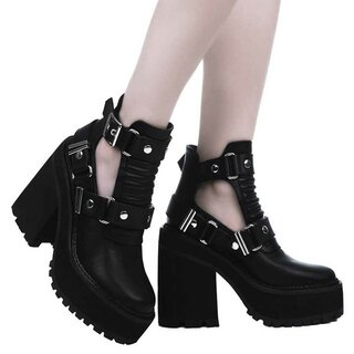 Killstar High Heel Pumps - Electra