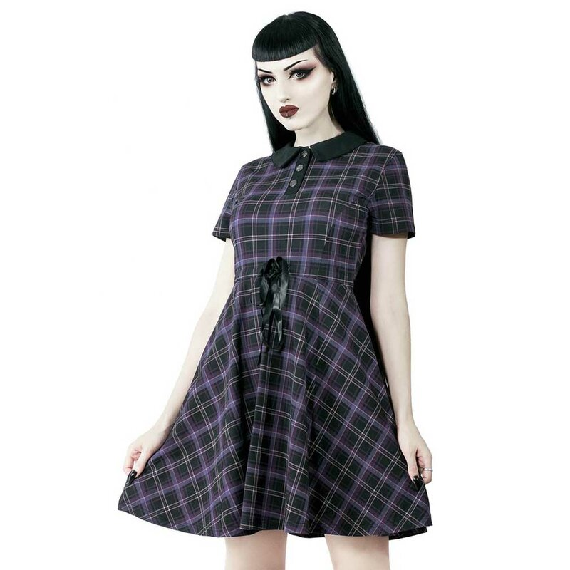 Killstar Skater Dress - Feri Doll