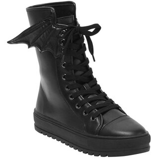 Killstar High Top Sneakers - Fang